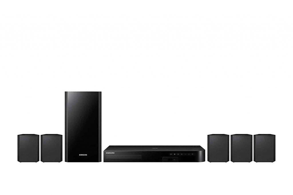 Samsung HT-J4500 5.1 Channel 500 Watt 3D Blu-Ray Home Theater System