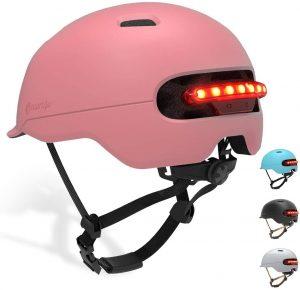 Smart4u Smart Breathable and Waterproof Bike Helmet