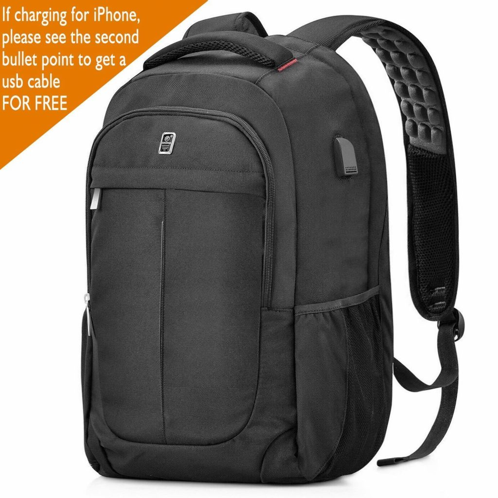 Sosoon Laptop Backpack, 15.6-Inch