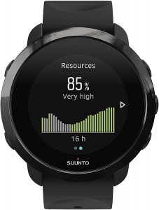 Suunto 3 Wrist-Based Heart Rate