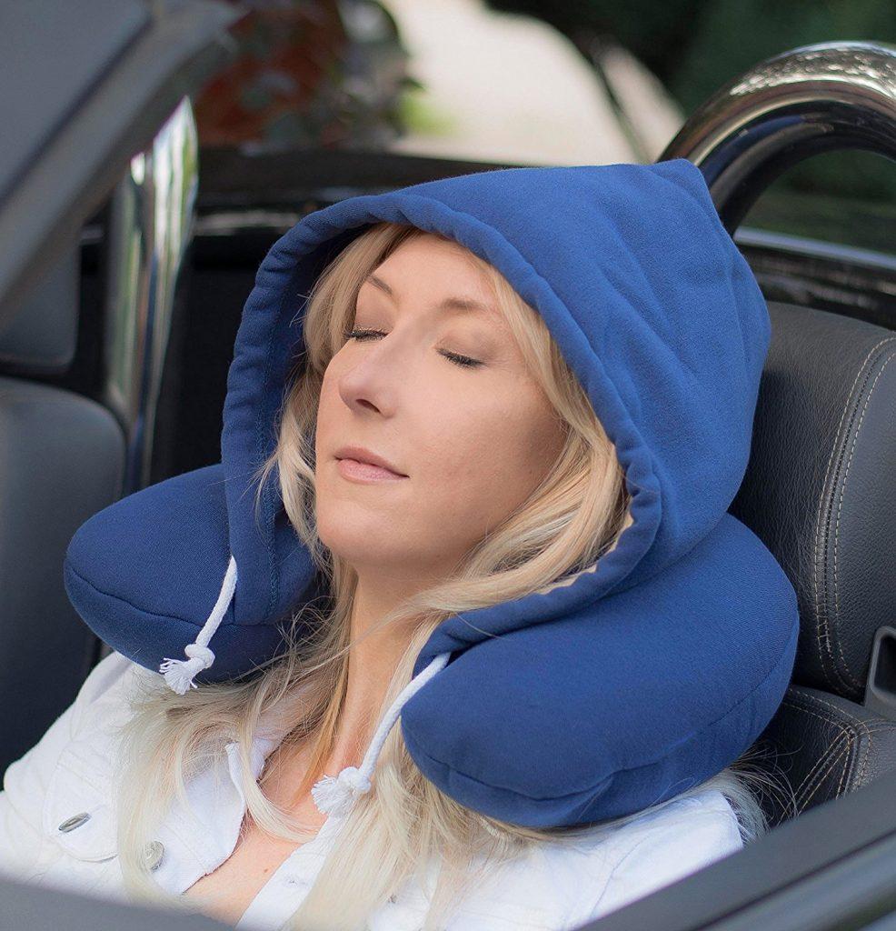 Travelstar Hoodie Neck Pillow