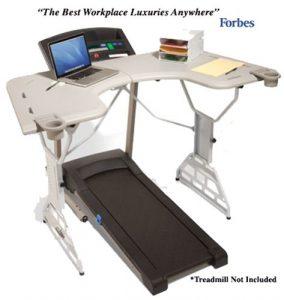 TrekDesk Treadmill Desk - Walking and Standing Desk for Treadmill