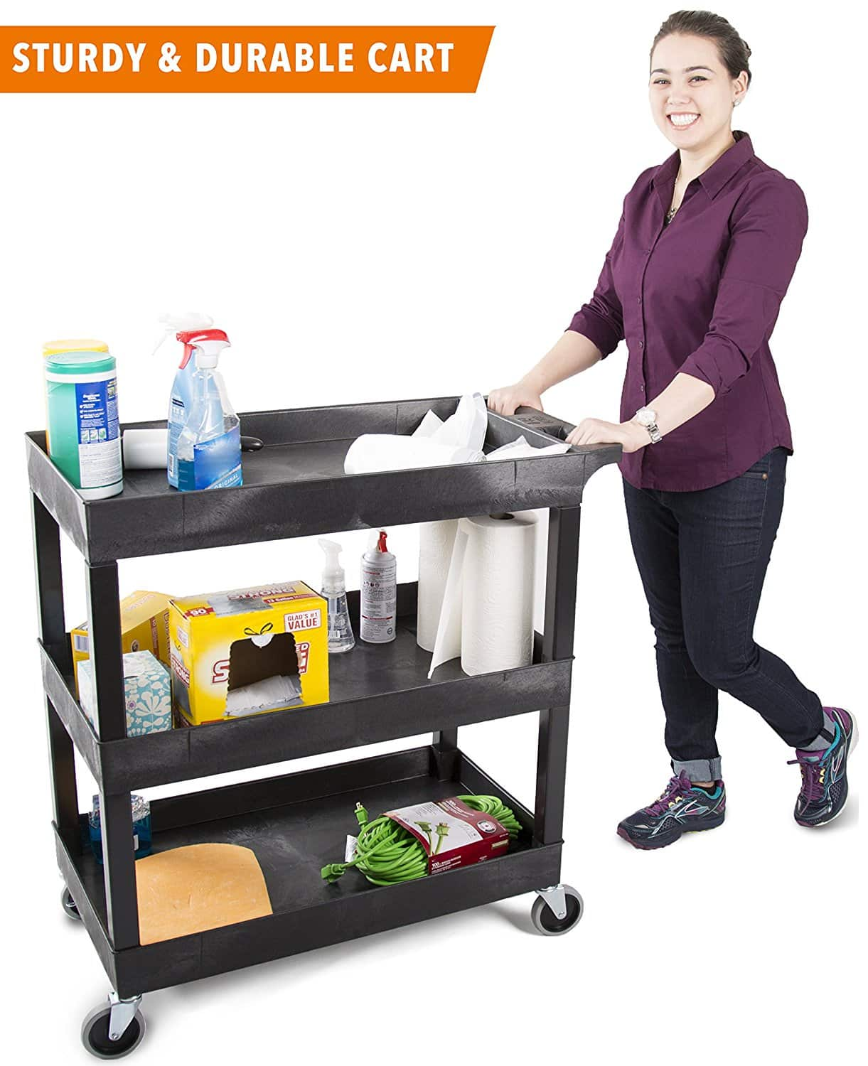 Top 10 Best Utility Carts in 2020 Reviews & Buying Guide