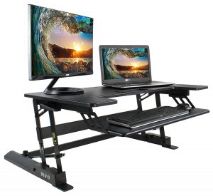 Vivo Adjustable Standing Desk