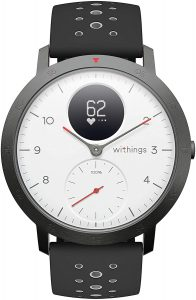 Withings Steel Hybrid Smartwatch Heart Rate Tracker