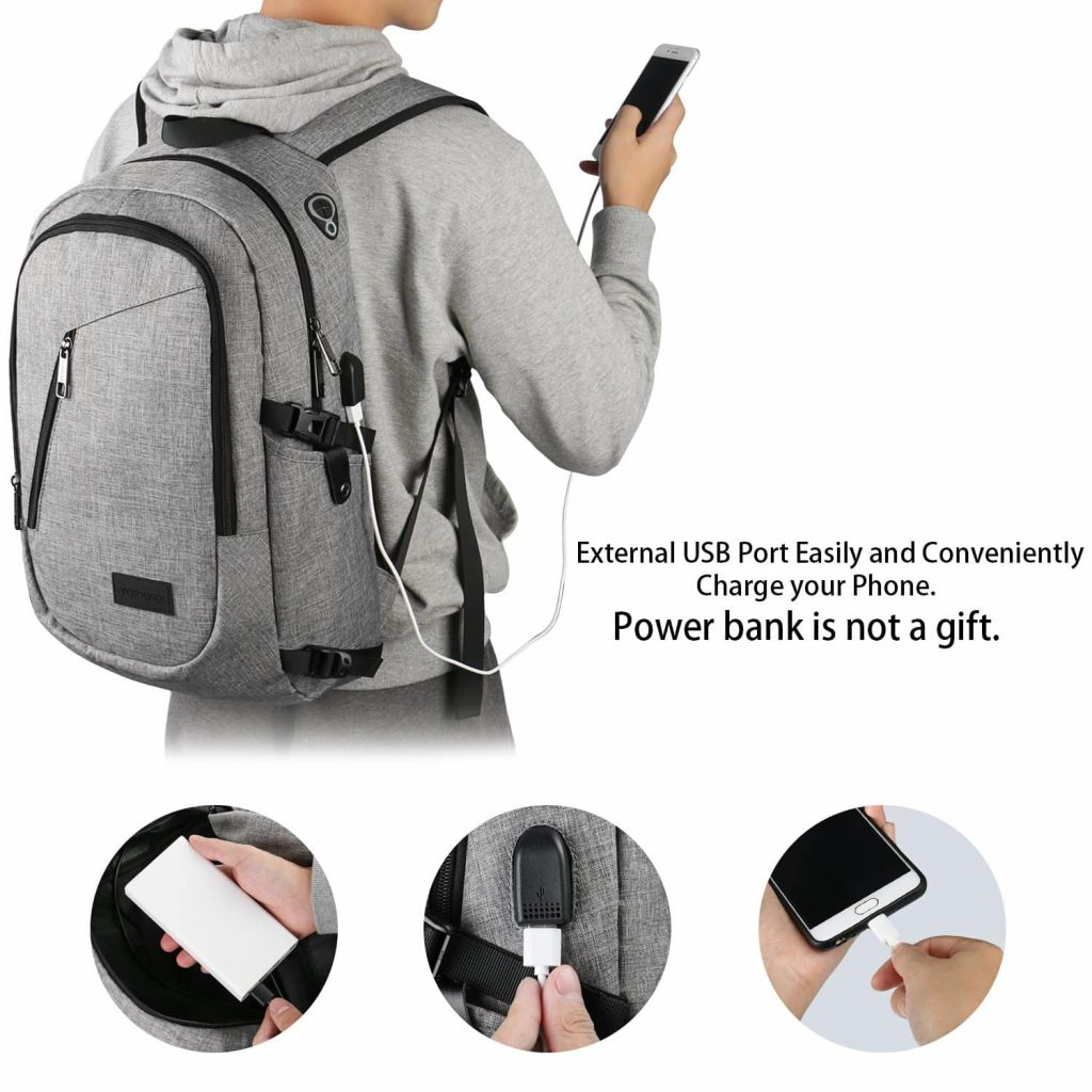 Yorepek Business Laptop Backpack