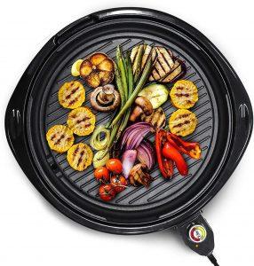 Elite Gourmet EMG-980B Indoor Electric Grill
