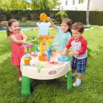 water works water table