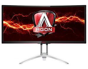 AOC Monitor Screen