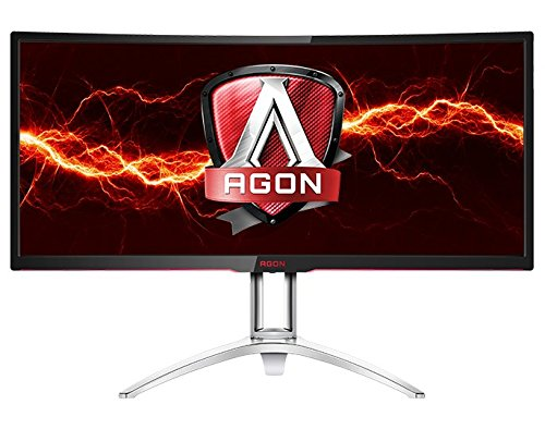 AOC Monitor Screen