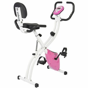 Adjustable Magnetic Upright Exercise Bike
