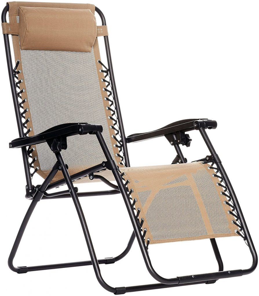 Amazon Basics Gravity Chair