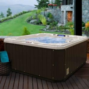 American Spas-AM-630LS 5-Person 30-Jet Lounger-Spa