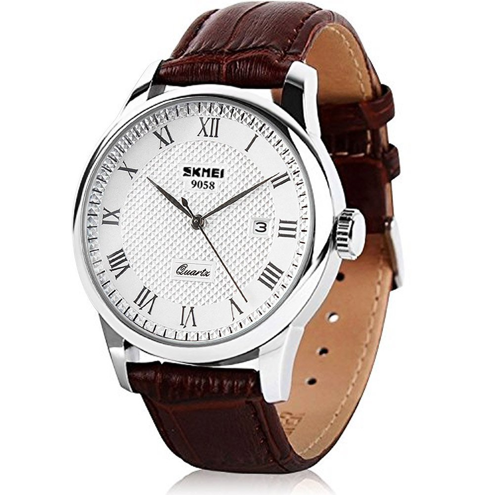 Aprow Leather Watch