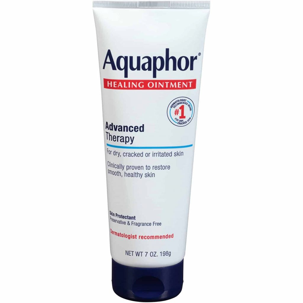 Aquaphor Advanced-Therapy Healing-Ointment Skin-Protectant 7-Ounce Tube