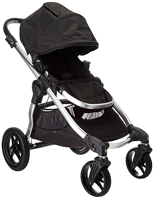 Baby Jogger Single Stroller-Onyx