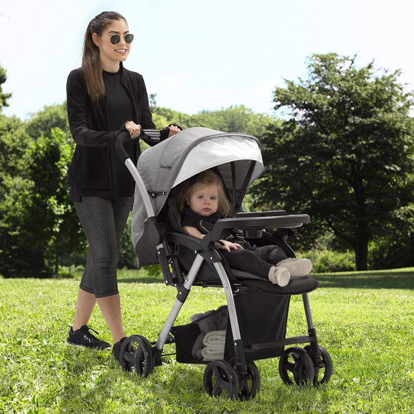 Baby Strollers Lightweight Foldable