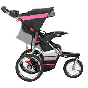 Baby Trend Expedition Stroller, Bubble Gum