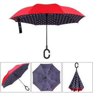 Bagail Double Layer UV Protection Umbrella