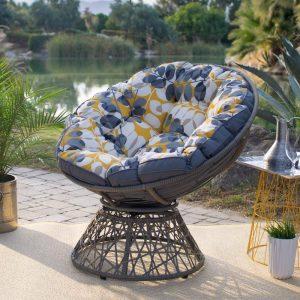 Belham Living Outdoor Papasan Chair