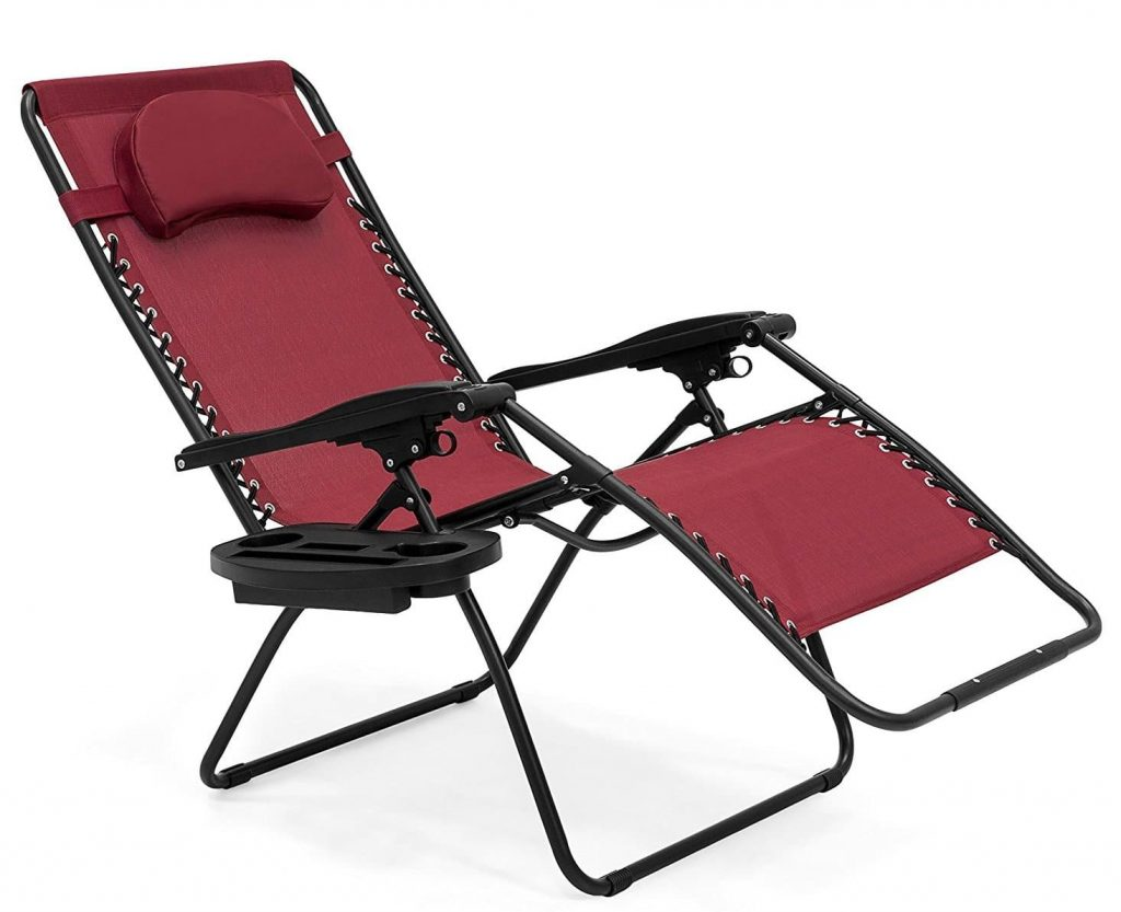 Best Choice Products Gravity Chair1