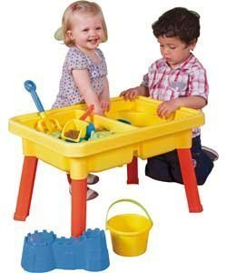 CHIMAERA Multi-Play 2-in-1 Sandbox