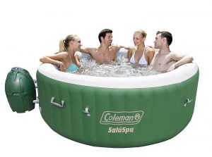 Coleman SaluSpa-Inflatable Hot-Tub