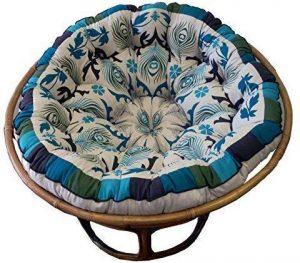 Cotton Craft Overstuffed Papasan Chair Cushion