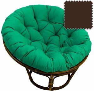 DCG Stores 42-Inch Papasan Chair with Cushion
