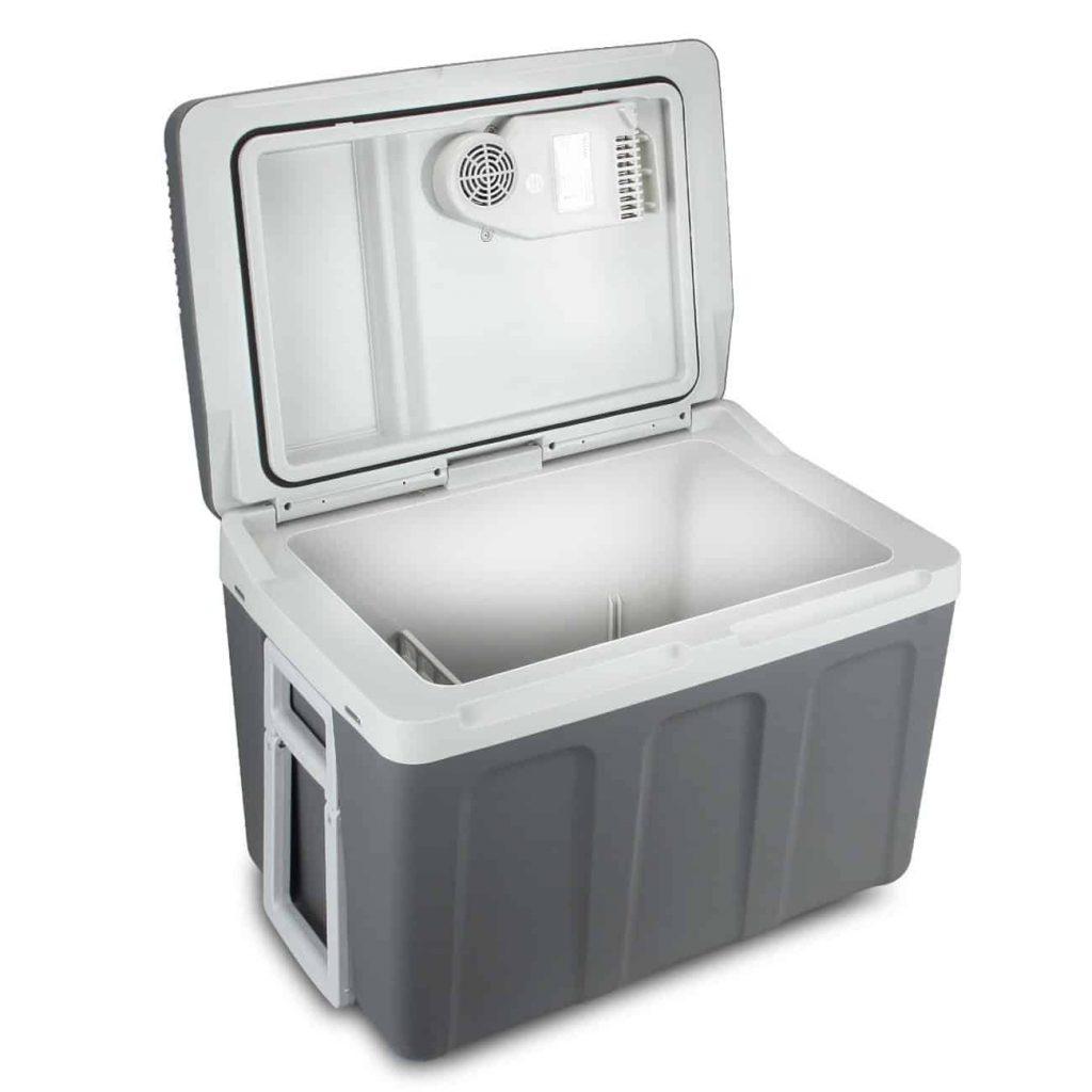 Dela 40-Quart Portable 12V-Electric Cooler