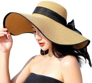 FSIGOM Women's Straw Hat