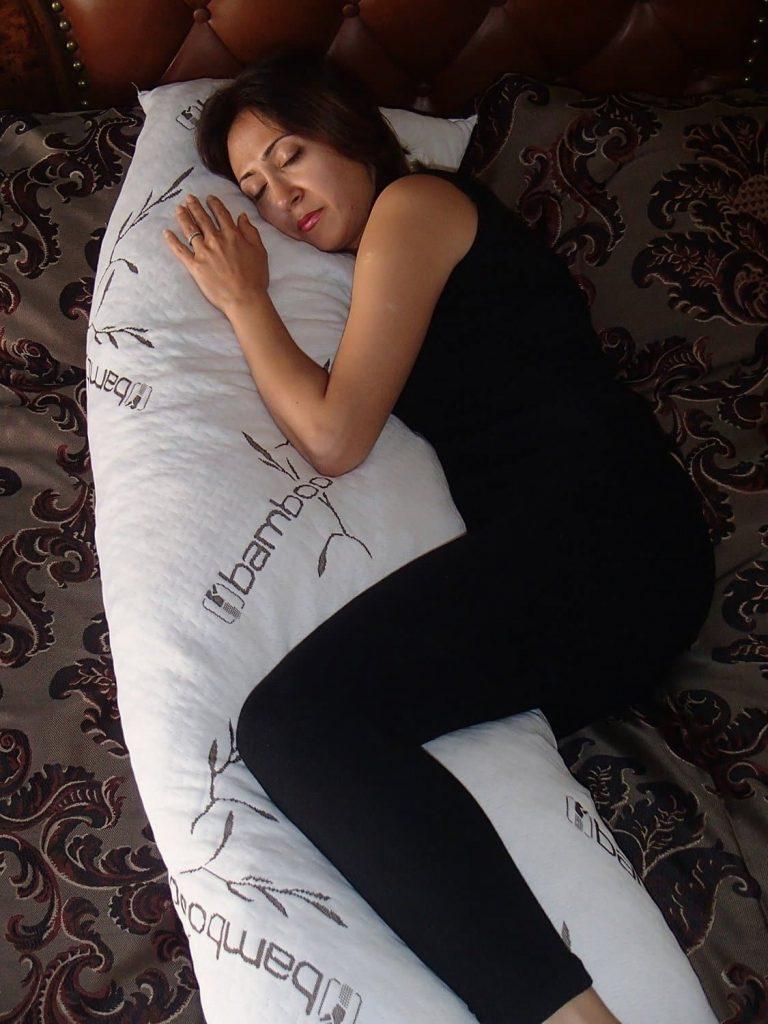 Five Diamond Collection Body Pillow
