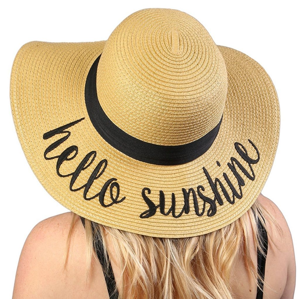 Funky Junque Women's Bold Floppy Hat
