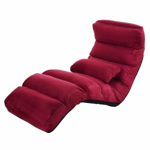 Giantex Folding Lazy Sofa Chair Stylish Sofa