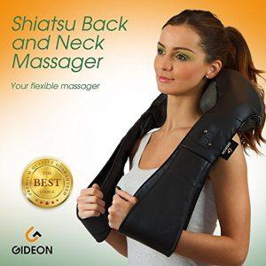 Gideon Shiatsu Neck Massager