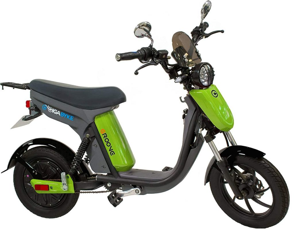 GigaByke Electric Scooter