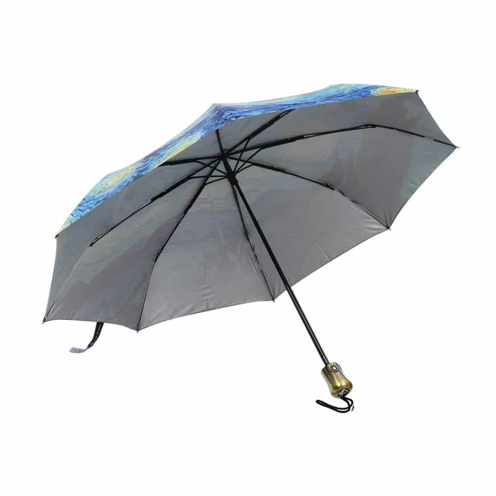 Glodeals Automatic Sun Protection Umbrella