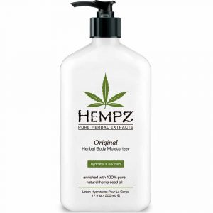 Hempz Original-Herbal Body-Moisturizer, 17-Fluid Ounce