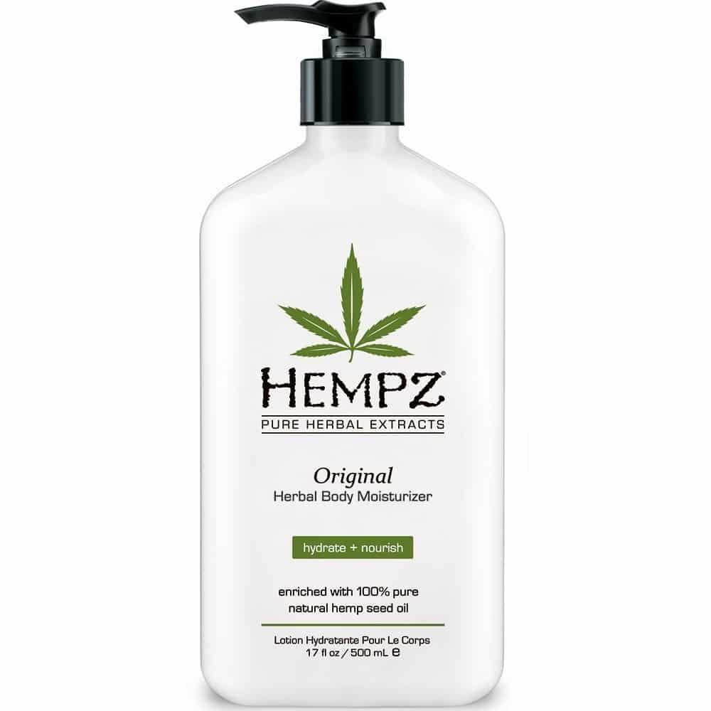 Hempz Original-Herbal Body-Moisturizer, 17-Fluid Ounce
