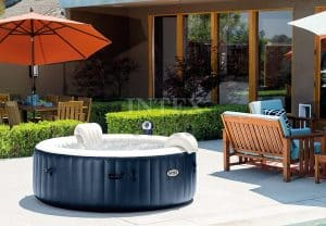 Intex Pure-Spa 6-Person Inflatable Hot-Tub