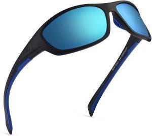 KastKing Hiwassee Polarized Sports Sunglasses for Men