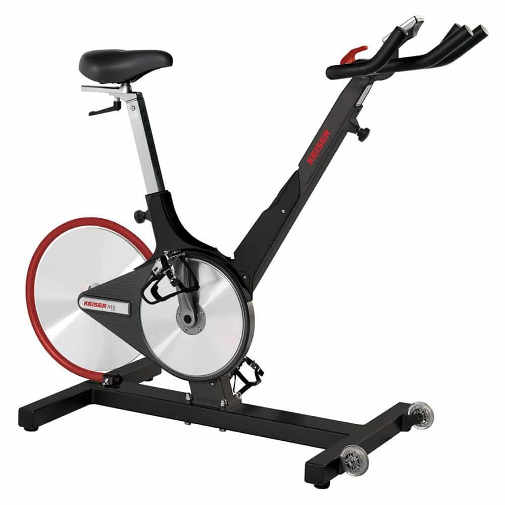 Keiser M3i Indoor Cycle Stationary Indoor Trainer Bike