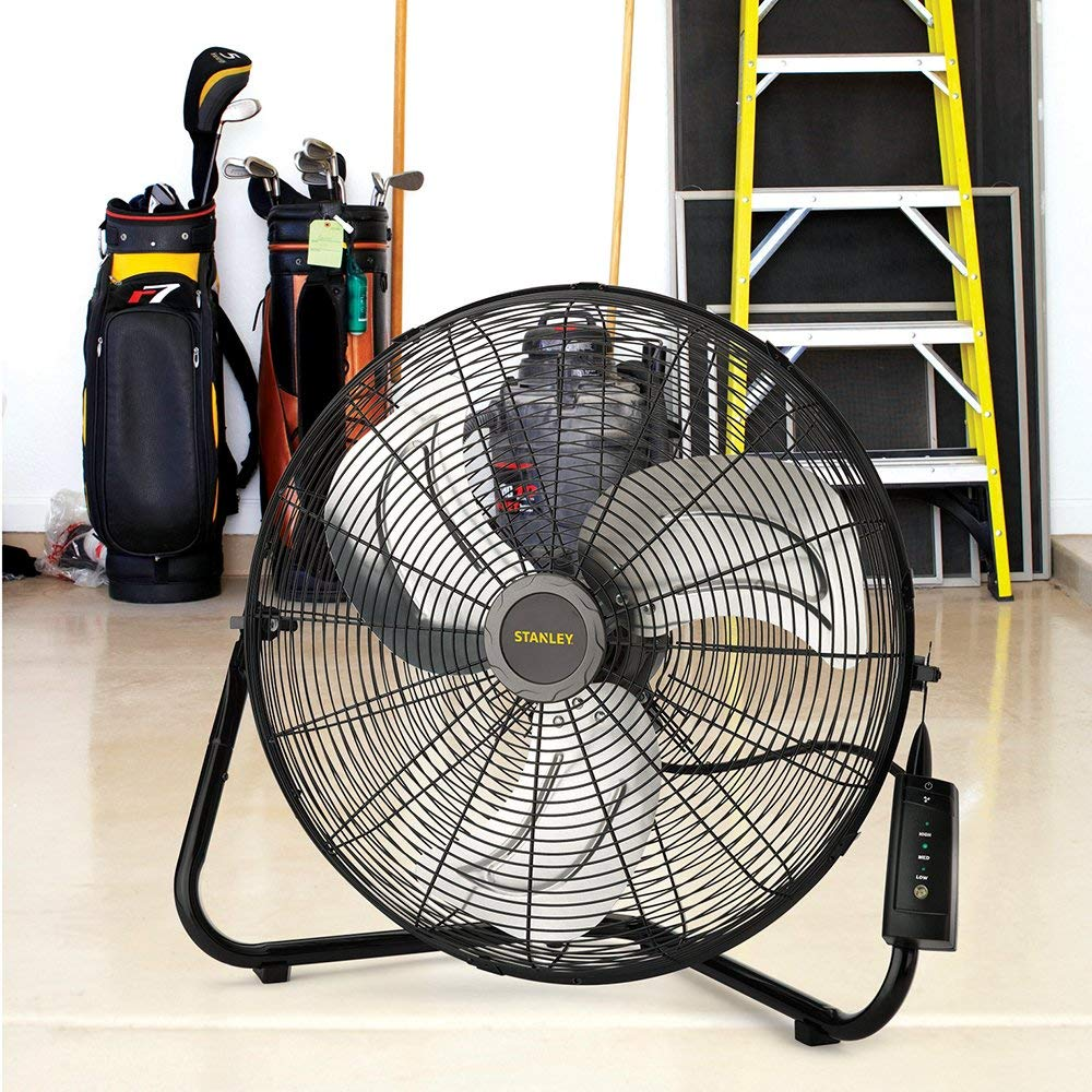 Lasko Stanley 655650 Floor Fan