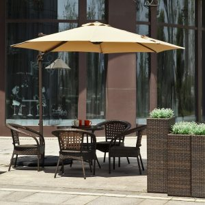 Le papillon 10ft cantilever umbrella