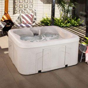 Lifesmart Rock Hot Tub Spa