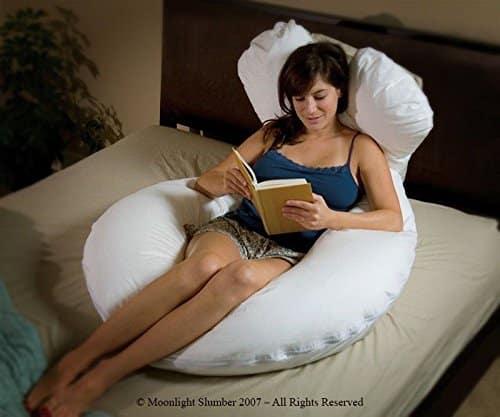 Moonlight Slumber Body Pillow
