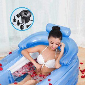 PENSON & CO. Portable Bathtub SPA