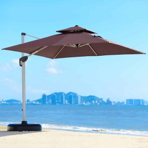 Patio Umbrella Offset