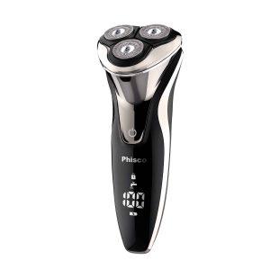 Phisco Electric Shaver for Men - USB Quick Rechargeable Razor