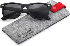 Polarspex Polarized 80's Retro Sunglasses for Men